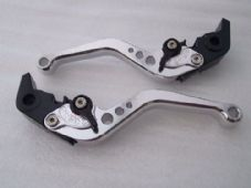 KTM 1290 SUPERDUKE (14-15), CNC levers short silver/black adjusters, F11/M11
